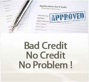 Buy/Lease Program Bad Credit No Problem